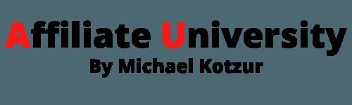 Affiliate University by Michael Kotzur